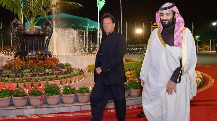 Saudi crown prince orders release of 2,107 Pakistani prisoners