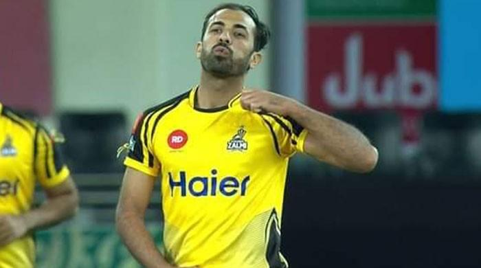 Wahab Riaz's mysterious 'sword' celebration explained