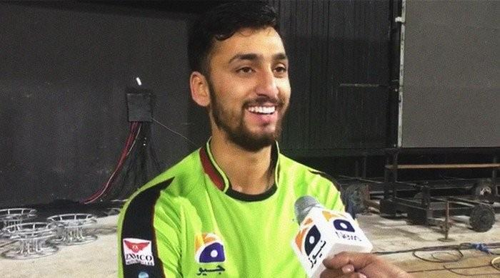 Qalandars' Salman praises Hasan Ali for being decisive factor in last encounter