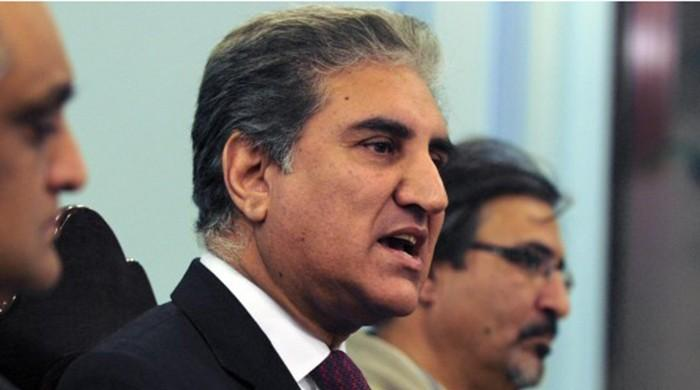 FM Qureshi urges UN to intervene for de-escalation of India-Pakistan tensions