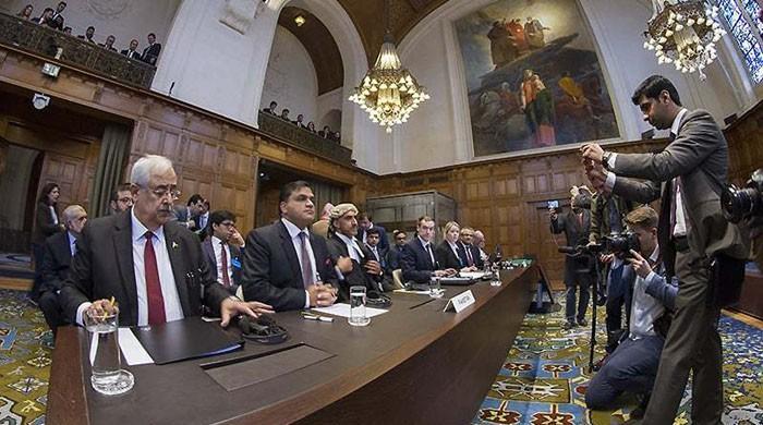 Jadhav case: Pakistan to respond to India's arguments in ICJ today