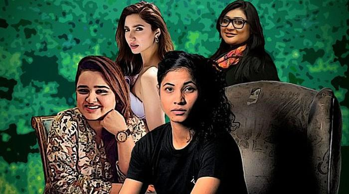 Mahira Khan, Faiza Saleem explain what it means to be a woman in Pakistan