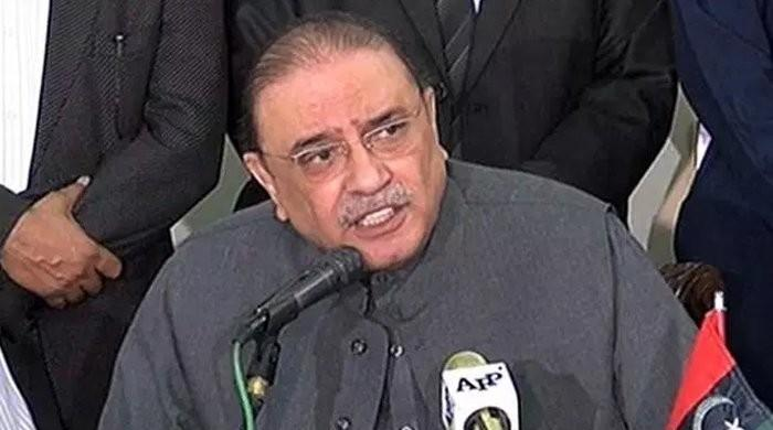 Money laundering case: Zardari seeks larger bench to hear review petition
