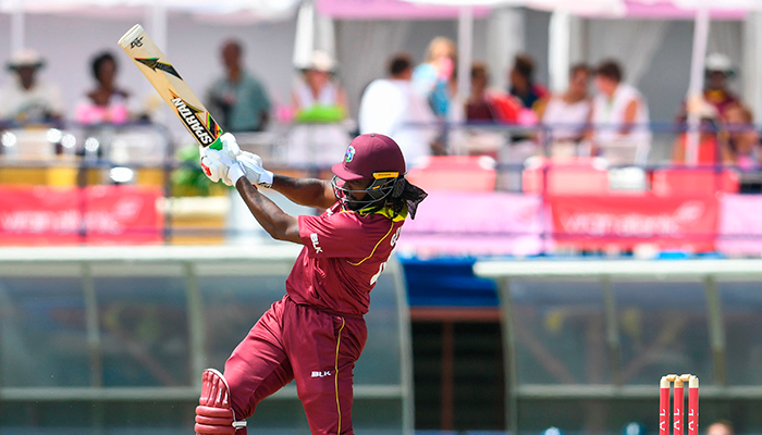 Chris Gayle Breaks Shahid Afridi's Sixes Record