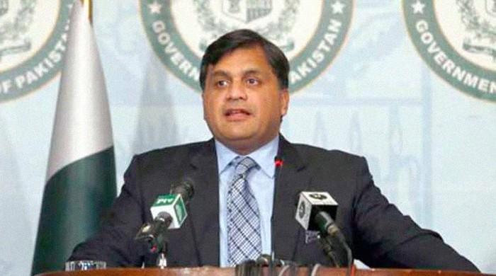 Twitter suspends Pakistan FO spox's personal account 'over India's complaints'