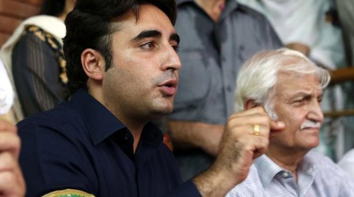 Durrani's arrest an unacceptable, undemocratic attempt to dislodge Sindh govt: Bilawal