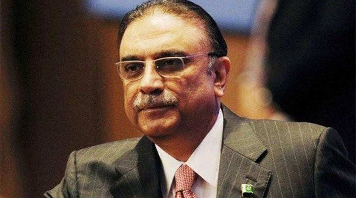 Durrani arrest: Zardari calls for amendment in NAB laws
