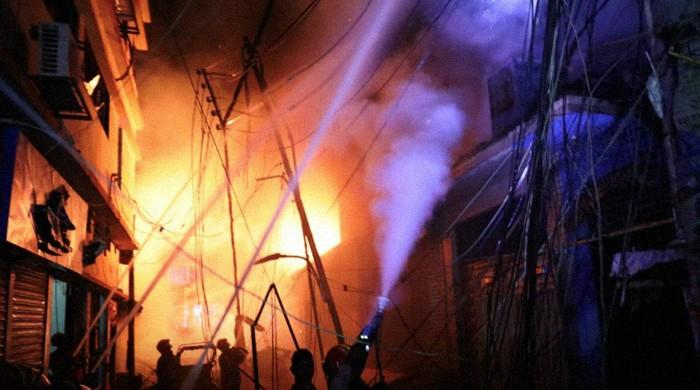 Fire kills 56 in Bangladesh capital: official