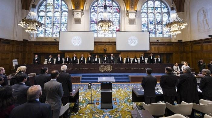 Pakistan concludes arguments in Jadhav case before ICJ, hopes for justice