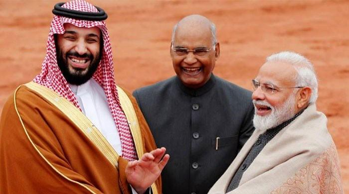 India-Saudi joint statement on MbS visit stresses need for Indo-Pak dialogue