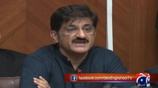 NAB team misbehaved with Durrani's family, says CM Sindh