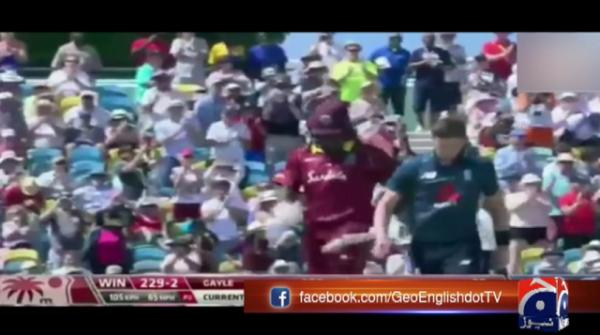 Gayle smashes Afridi's record for most sixes in international cricket