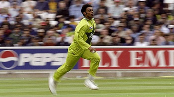 #OnThisDay: Shoaib Akhtar bowled the fastest recorded ball in cricket history