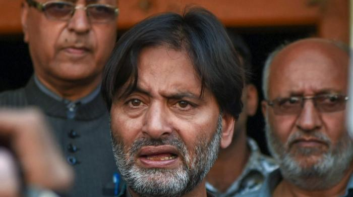 JKLF Chairman Yasin Malik, over 100 others detained in occupied Kashmir