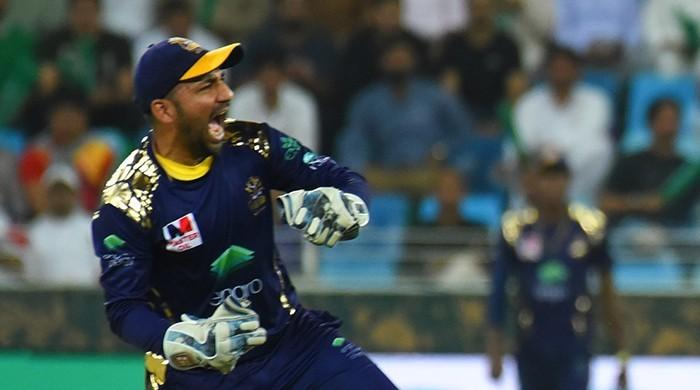 Gladiators' skipper Sarfaraz plays heroic knock to win thriller off last ball