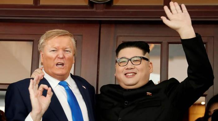 Fake news: Kim and Trump lookalikes draw crowds in Hanoi