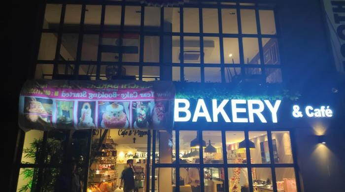 India's Karachi Bakery forced to cover signboard after protest over name