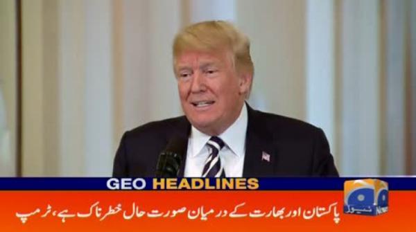 Geo Headlines - 04 AM - 23 February 2019