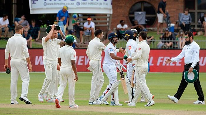 Sri Lanka win second Test, become first Asian side to claim series victory in South Africa