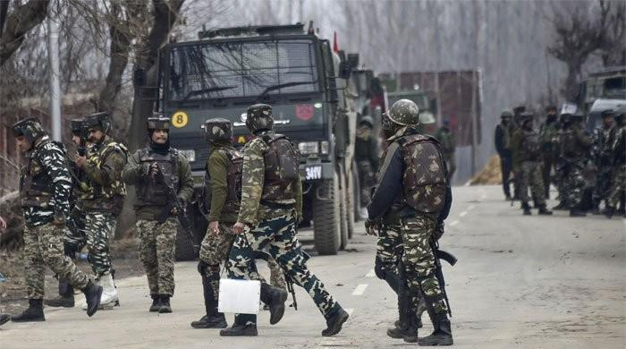 10,000 more Indian soldiers deployed in occupied Kashmir as crackdown continues