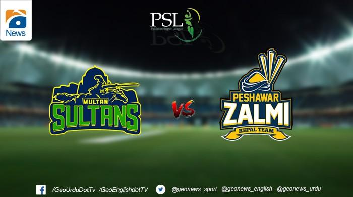 Multan look to bounce back against Peshawar after freak defeat to Lahore