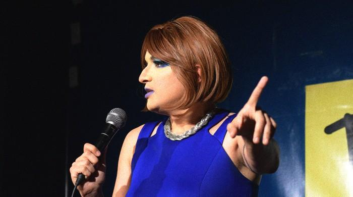 Pakistani drag queen gives men taste of their own toxicity in comedy show