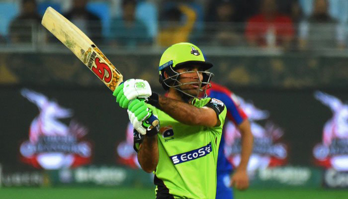 Fakhar Zaman to lead Lahore Qalandars in remaining PSL matches