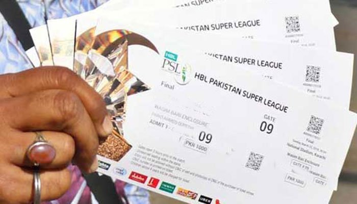 Update on PSL ticket sales and refunds | - Geo tv