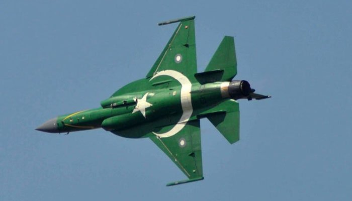 Pakistan used a JF-17 in dogfight with India: report | Pakistan - Geo tv