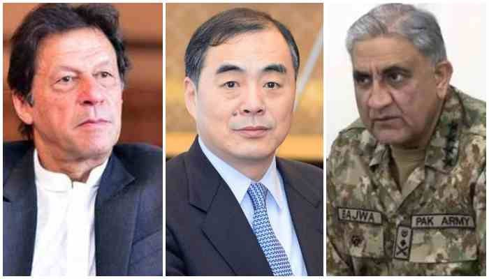 Appreciate Pakistan's remaining calm and restraint over Kashmir tensions: China