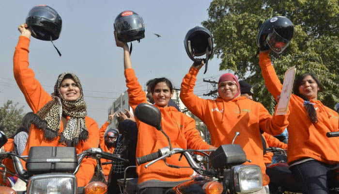 Two exceptional projects, the Violence against Women Center and Women on Wheels, need the government's attention, before its too late