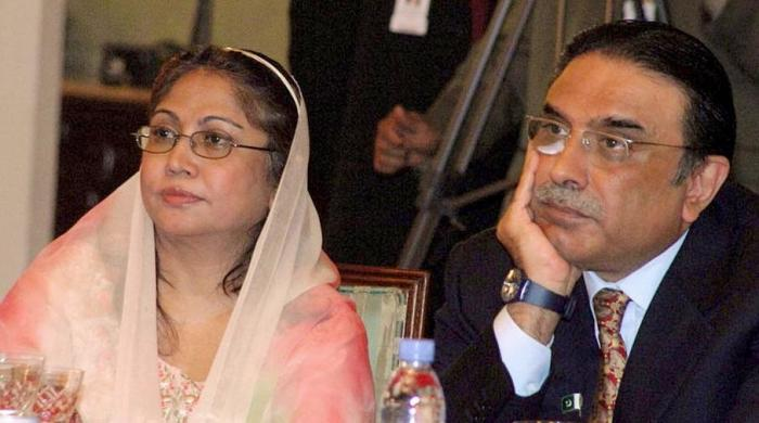 Money laundering case: JIT seeks microfilming record of Zardari, Talpur's 75 properties