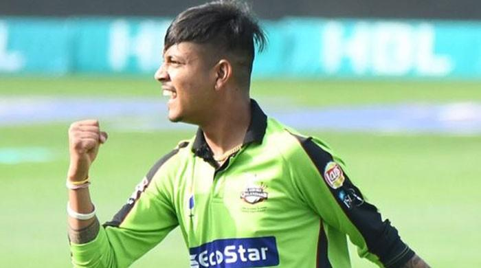 Qalandars' Sandeep Lamichhane excited to play in Karachi