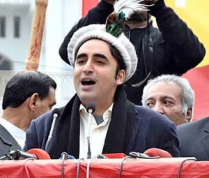 Bilawal tells PM Imran to respond to him in Parliament to his face