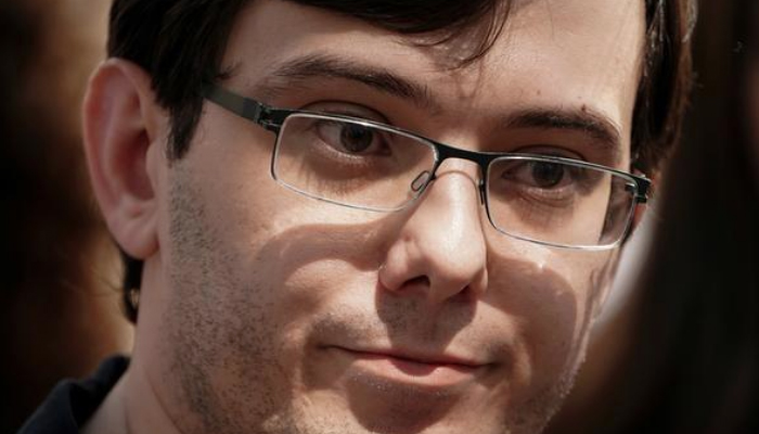 Feds probe allegations 'Pharma Bro' Martin Shkreli running business from prison