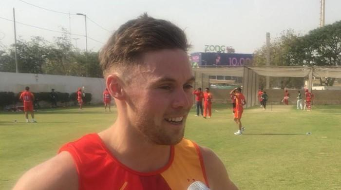 United's Phil Salt excited to be in Pakistan, says was waiting for this moment