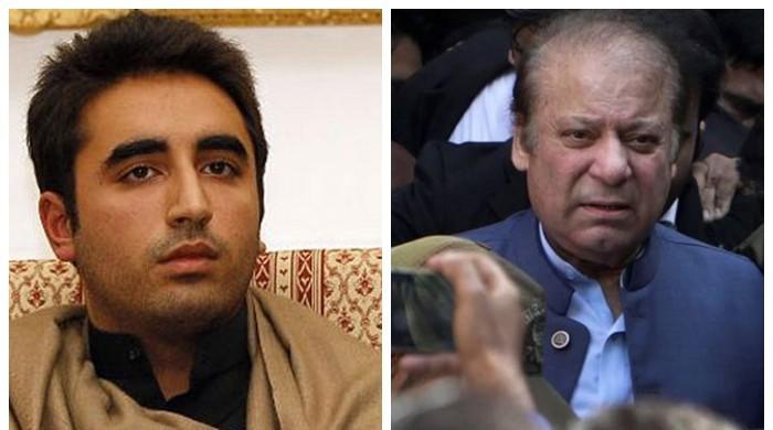Bilawal to meet Nawaz in Kot Lakhpat Jail on Monday