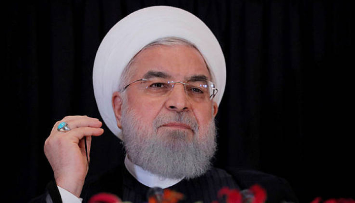 Rouhani Visits Baghdad in Attempt to Limit Tehran's Isolation