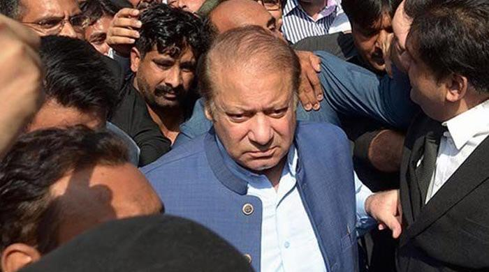 Nawaz moves SC again for early hearing of bail plea