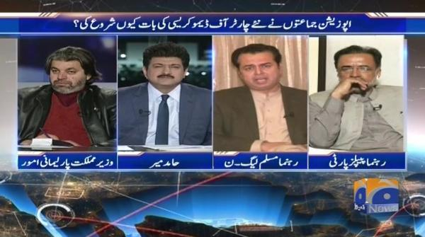 Capital Talk - 11 March 2019