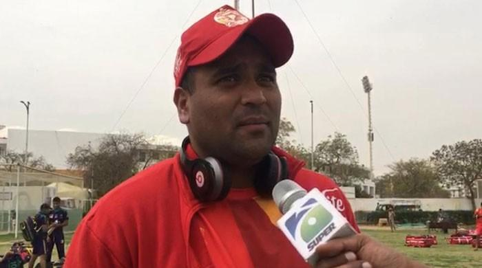 Samit Patel says excited to be in Karachi for PSL