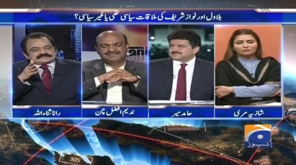 Capital Talk - 12 March 2019