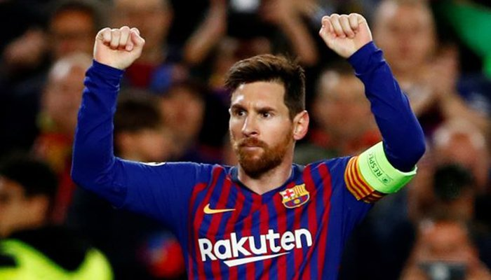Messi hails Ronaldo's 'magical' night for Juventus after Barcelona win