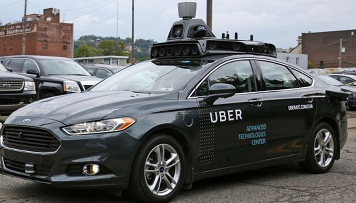 Uber self-driving cars' could see US$1b investment
