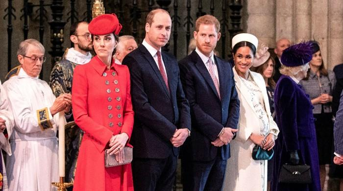 Royal household split: Prince Harry and Meghan go it alone