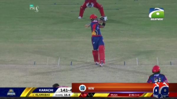 Karachi Kings crash out as Islamabad United blitz through in 162 run chase