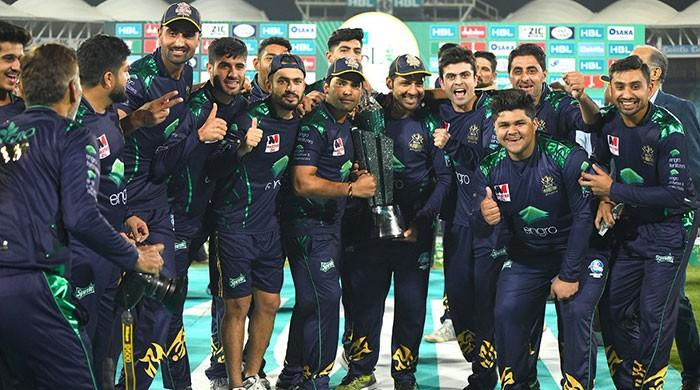 Quetta finally lift PSL trophy as Hasnain, Shehzad outclass Peshawar