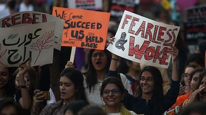 Pakistan women's march organisers highlight online death threats