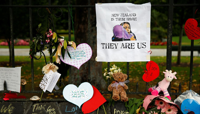 Death toll rises to 50 in New Zealand mosque massacre