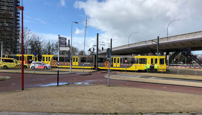 'Several people injured after tram shooting' in Dutch city of Utrecht